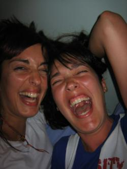 Girls Laughing: Photo by spanishgirl_in_oxford