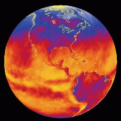 Stop it!: You are making Earth blush.