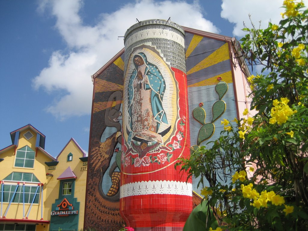Download this Mexican Culture Art Guadalupe Cultural Arts picture