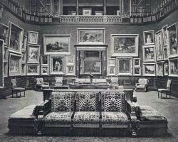 The Picture-Gallery: William H. Vanderbilt privately published a catalog detailing the art and architectural treasures found at his 640 Fifth Avenue mansion. Much of his artwork collection was later donated to the Metropolitan Museum of Art.