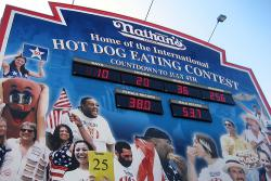 The Field of Dreams: Heroes are made here. And hot dogs are eaten. And hot dogs are eaten. And hot dogs are eaten. (photo by wallyg on Flickr)