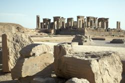 Ruins in Iran: How could this happen? Well...
