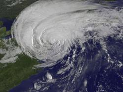 Irene, New York Landfall