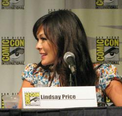For me, the greatest mystery in the universe is Lindsay Price, and how she continues to find work.: Not that great a mystery, I guess…