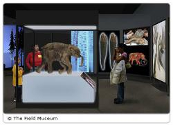 Cool, it is a baby mammoth: A new traveling museum exhibit features a frozen baby mammoth, found in the ice of Siberia in 2007.