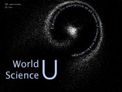 Science education for the masses: World Science U offers online courses in physic-related topics.