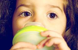 Deadly milk formula: Melamine added to Chinese baby milk is deadly.