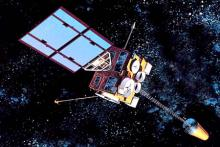 Satellite vulnerability: Photo from Wikipedia Commons