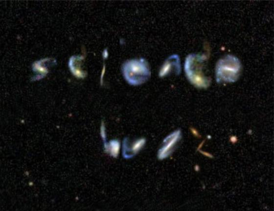 Science Buzz in galaxies