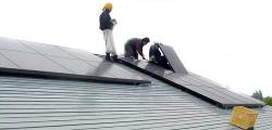 Solar slowdown: Solar panel revenues projected to drop 19% in 2009