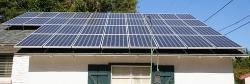 Solar cells reduce your electric bill, but they are also very expensive to buy and install.  Are they worth it?: Photo by clownfish from www.flickr.com