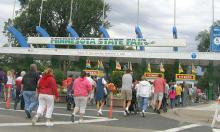 Eco Experience at MN state fair: photo by ahhyeah