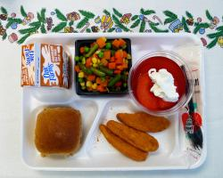 A thing of the past?: More and more colleges are moving away from serving up dorm meals on food trays to reduce waste and clean-up costs.