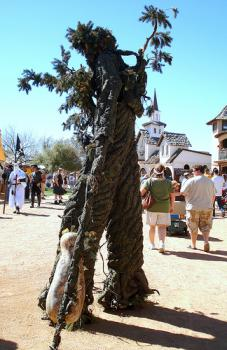 A different tree man entirely: But he may also have HPV.