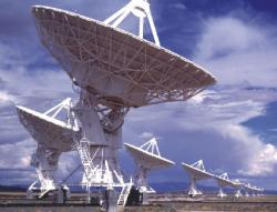 The Very Large Array: I've kind of grown fond of this name.