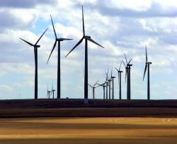 Windpower leader