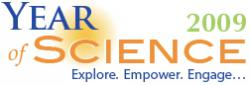 Year of Science Logo