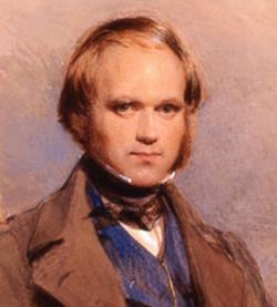 Charles Darwin: The young naturalist as he appeared during the Voyage of the Beagle.